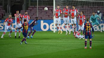 Meghökkentő dolgot árult el Messiről korábbi csapattársa