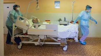 Szlovákia: csaknem négyezer Covid-beteget ápolnak kórházban