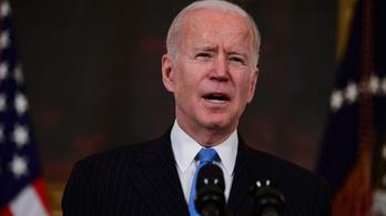 Joe Biden: Május végéig minden felnőttet beoltunk