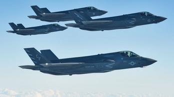 Az F–35 megbukott, állítja az amerikai légierő tábornoka