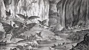 Zseniális átverés hitette el a fél világgal, hogy a holdon denevéremberek és kék kecskék élnek