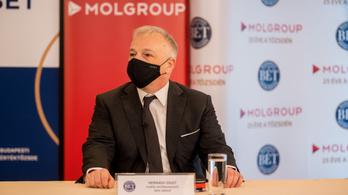 Jó szemmel nézték a hitelminősítők a Mol frissített stratégiáját