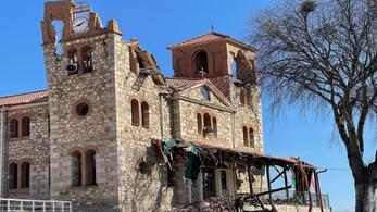 Földrengés rázta meg Görögországot