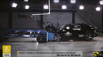 Négy újabb modellt tesztelt az EuroNCAP