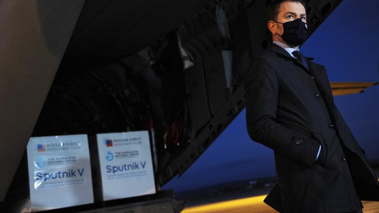 Matovic a Szputnyik V-vel felrúgta a szlovákiai külpolitika stratégiai alapjait