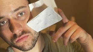 Tóth Andi exét is utolérte a koronavírus