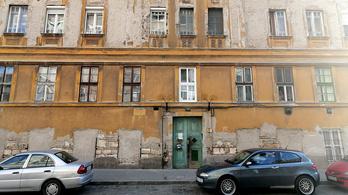 Lebontják Psota Irén józsefvárosi szülőházát