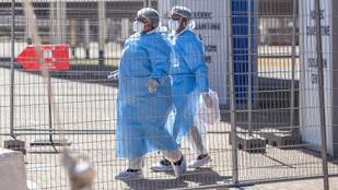 A dél-afrikai mutáns elleni antitestek védhetnek a többi ellen is