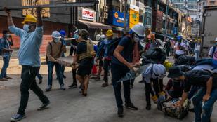 Ez volt a legvéresebb nap Mianmarban