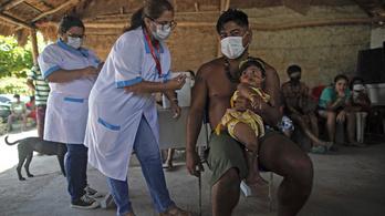 Az egész világ veszélybe kerülhet a brazil járvány miatt