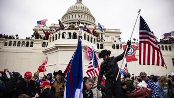 Újabb támadástól tartanak a Capitolum ellen