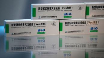Csehország is kap a kínai vakcinából