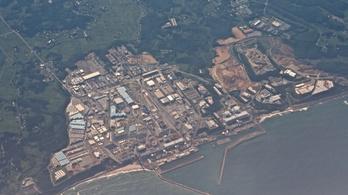 Kevesebb a sugárszennyezett víz a fukusimai atomerőműben