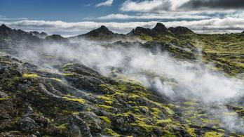 Vulkánkitöréstől tartanak Izlandon