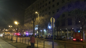Nyomoznak a Jobbik irodájában robbant füstgránát ügyében