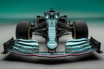 Újra lesz Aston Martin az F1-ben
