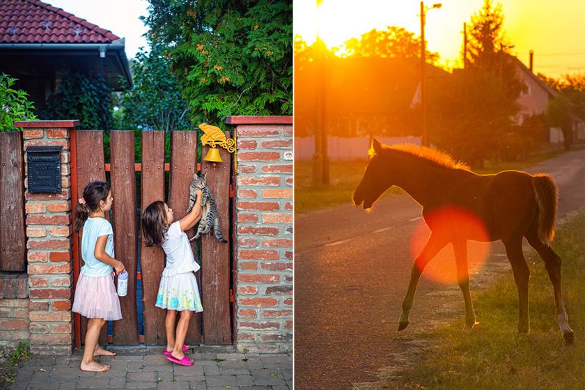Így még sosem láthattad Debrecent: a magyar fotós különös ötletét csak imádni lehet
