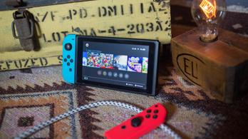 Új Nintendo Switch érkezhet, 4K-s felbontással
