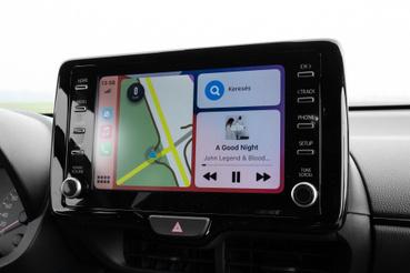 Apple CarPlay-t is tud