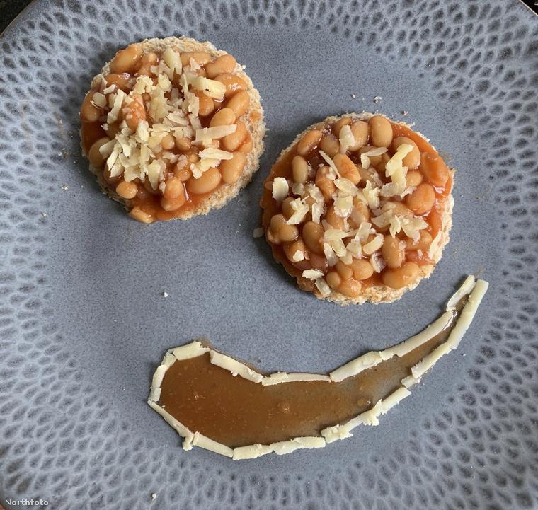 Egy Nagy-Britanniában kiugróan népszerű, kétkomponensű ételről van szó