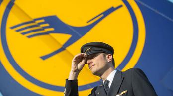 Csaknem hétmilliárd euró veszteséget termelt a Lufthansa