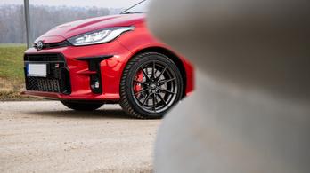 Teszt: Toyota GR Yaris Circuit pack – 2021.