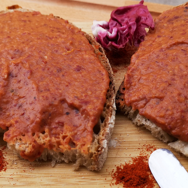 Fehérjedús vörösbabkrém villámgyorsan – Pirítósra kenve isteni feltét