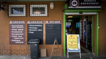 Nyitva maradhatnak a dohányboltok és a bankfiókok is