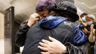Rekordhosszúságú tárgyalása volt a hongkongi aktivistáknak