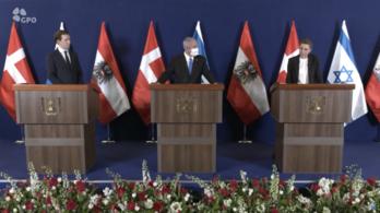 Hivatalos: közösen fog vakcinát gyártani Ausztria, Dánia és Izrael