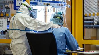 Egy nyolcéves cseh kislány is meghalt a koronavírus miatt