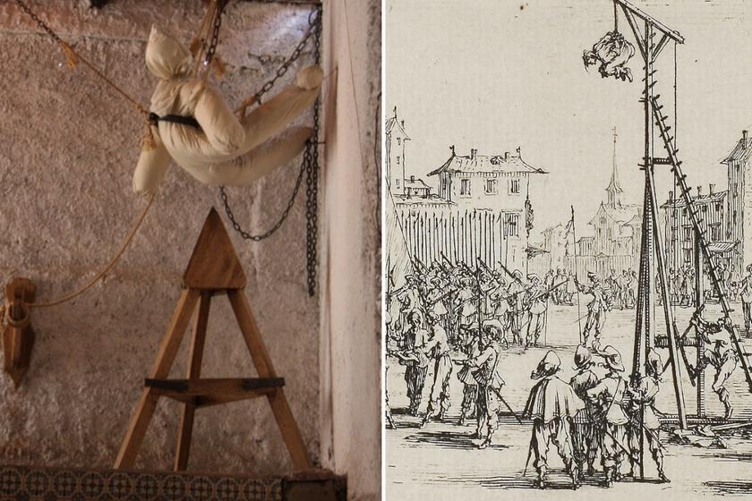 A Júdás széke az egyik legkegyetlenebb középkori büntetőeszköz volt: képeken a kínzás korabeli eszközei