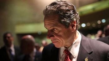 Nem mond le a szexuális zaklatással, hivatalos adatok elhallgatásával és fenyegetéssel vádolt New York-i kormányzó