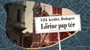 Mészáros Lőrincről neveztek el teret Budapesten, a nyolcadik kerületben
