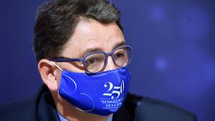 Merkely Béla: Szigorítás nélkül meredeken emelkedne a fertőzöttek száma