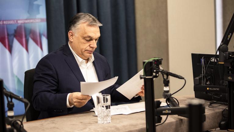 Orbán Viktor: Tragédia lesz, ha nem lépünk