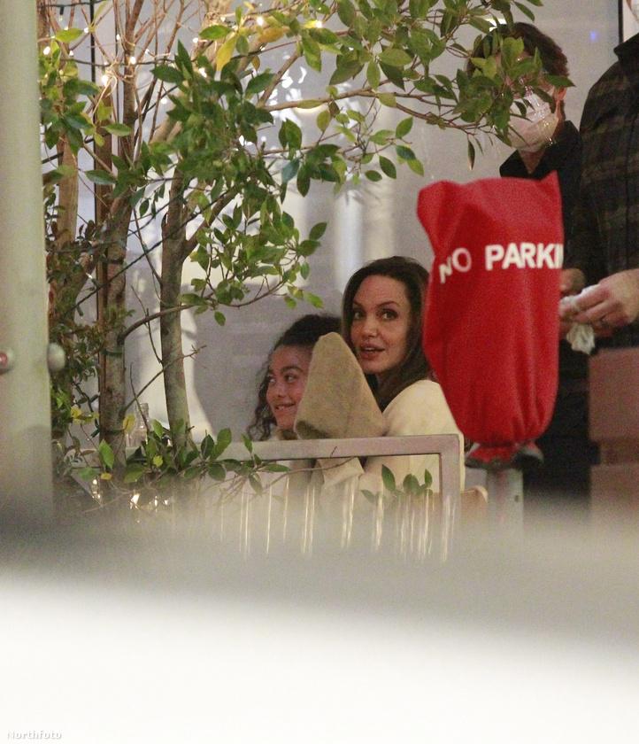 Angelina Jolie és Ellen Pompeo színésznők a napokban elmentek vacsorázni az e
