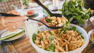 Fűszeres, tonhalas tészta – friss paradicsommal lesz az igazi