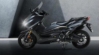 560 darab készül csak a Yamaha Tmax 20. születésnapi különkiadásából