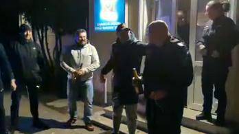 Folyt a pezsgő, óriási illegális bulit tartottak a brassói csendőrök