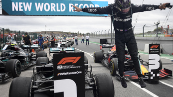 A Portugál Nagydíjjal vált véglegessé az idei F1-es versenynaptár