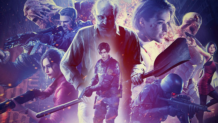Re-Verse – Resident Evil (Forrás: Capcom)