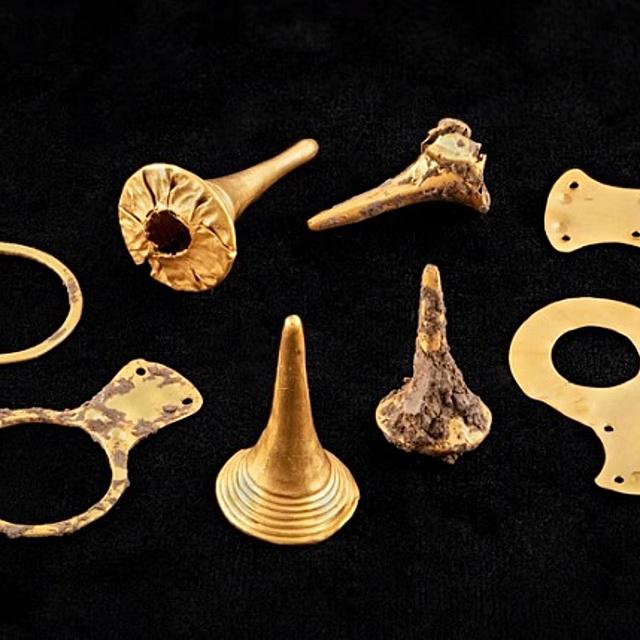 6000 éves aranyat találtak Magyarországon: rézkori temetőt tártak fel