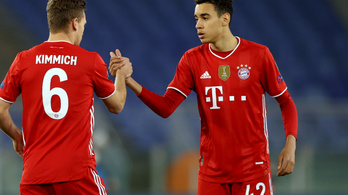 Hosszú távra magához láncolta sztárpalántáját a Bayern