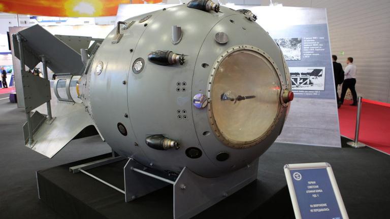 Sztálin atombombája, avagy az Első Villám