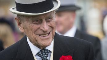 Sikeres volt Fülöp herceg szívműtétje, visszaszállították a magánkórházba