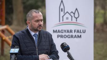 Több mint 250 milliárd forintot költ a kormány falufejlesztésre