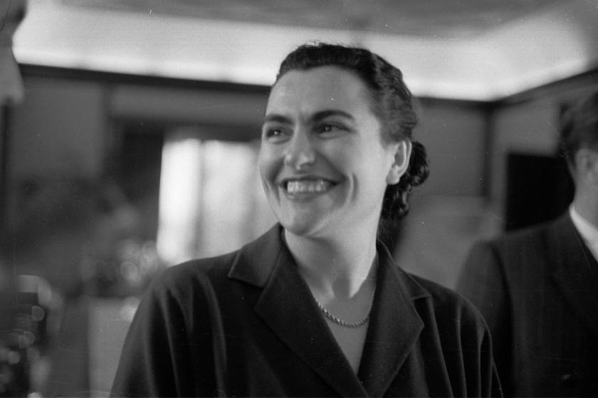 Jovanka Broz 1953-ban.