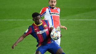 Az MU és az RB Leipzig is bejelentkezett a Barca-irányítóért