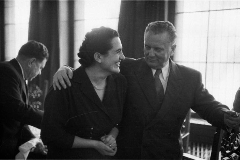 Mindenben alárendelte magát Titónak: Jovanka Broz, Jugoszlávia first ladyjének különös élete